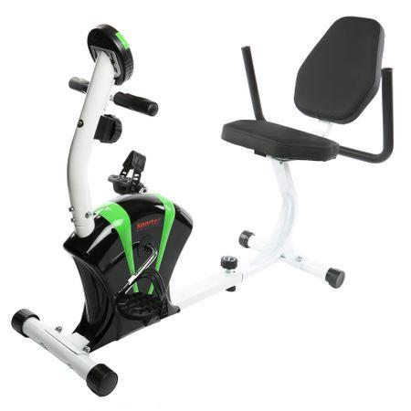 Bicicleta fitness orizontala Sporter, volanta 3.5 Kg – Review si Sfaturi utile