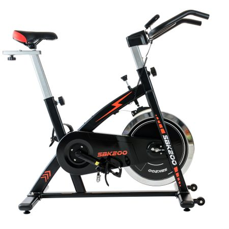 Review: Bicicleta spinning TECHFIT SBK200