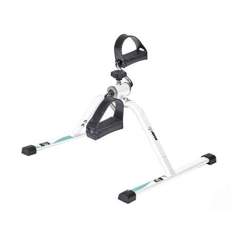 Review: Bicicleta exercitii recuperare TOORX, Pedale forma ergonomica, Alb, Senior