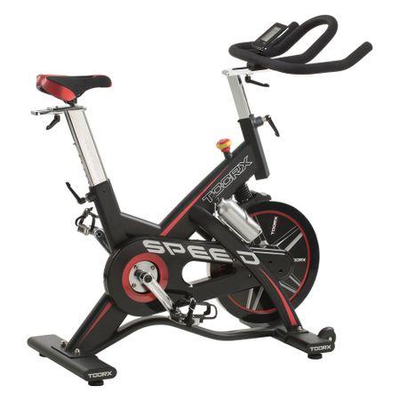 Review: Bicicleta de spinning TOORX, SRX-95