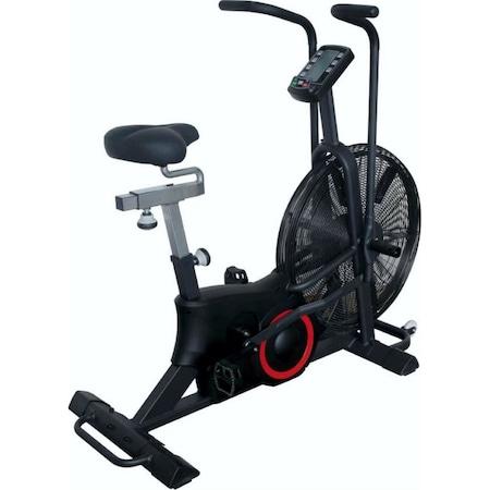 Bicicleta fitnes DHS Air 8207, rezistenta pe aer, greutate maxima utilizator 135kg : Review complet