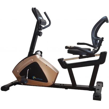 Bicicleta magnetica orizontala FitTronic 607R | Review si Recomandari